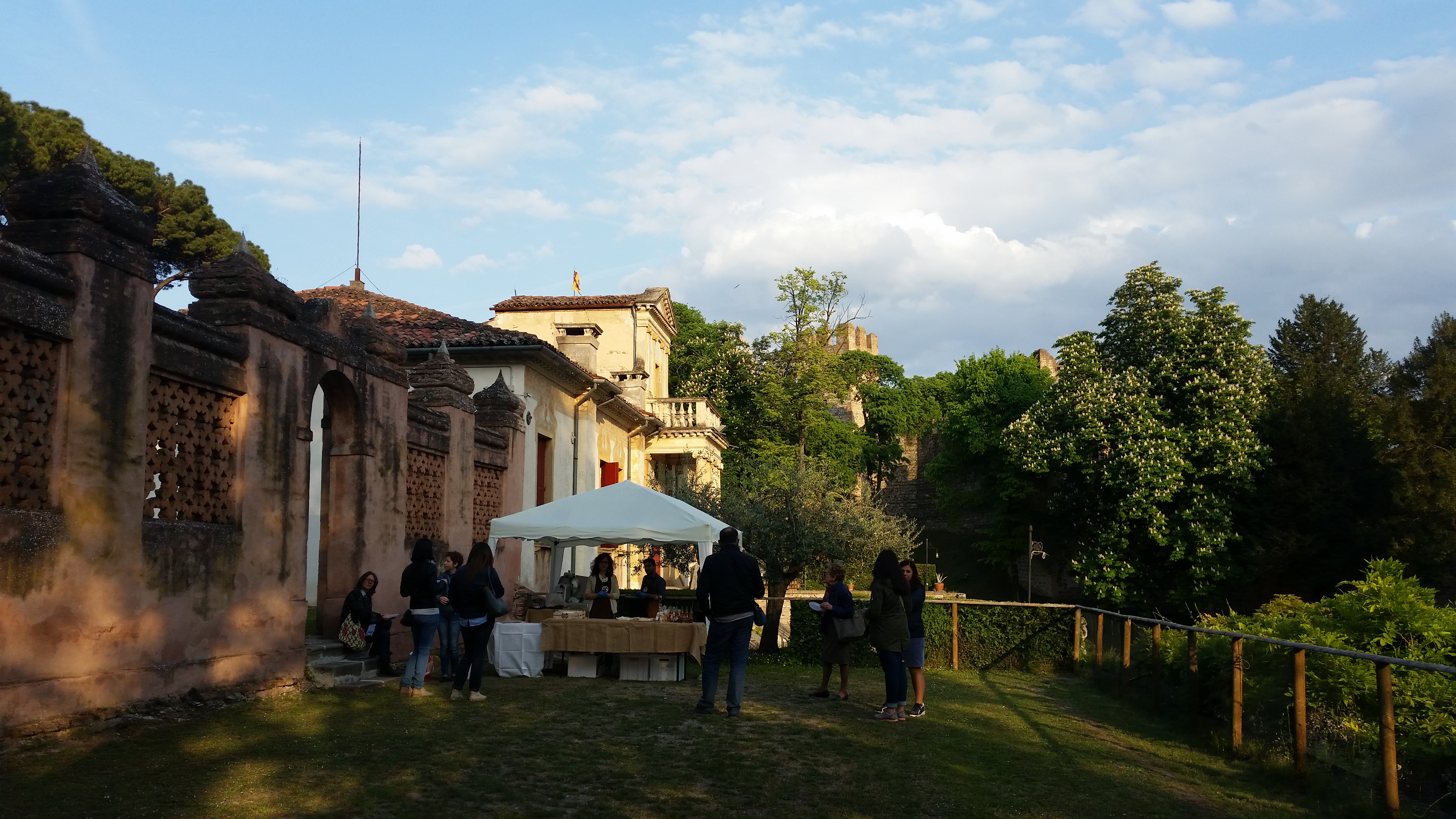 Nerka in Villa Contarena ad Este | Ivan Zogia